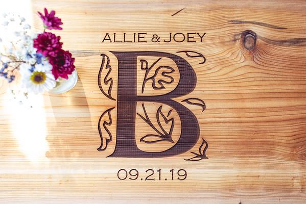Allie + Joe