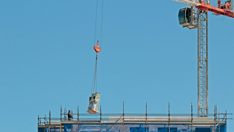 Building progress 157. At 47 Beane St. Gosford. November 2018.