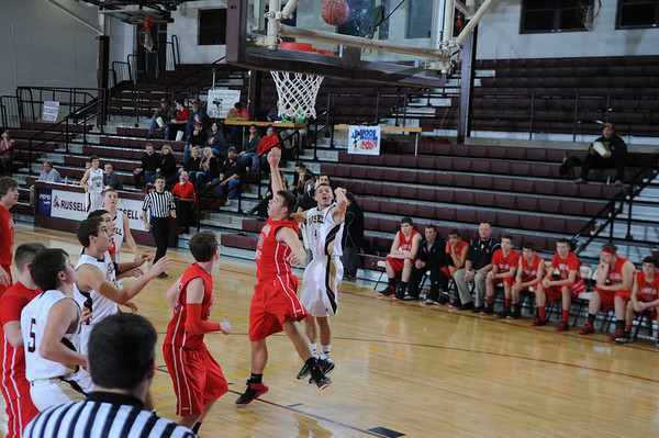 2013-2014 Russell vs. Lawrence County BB