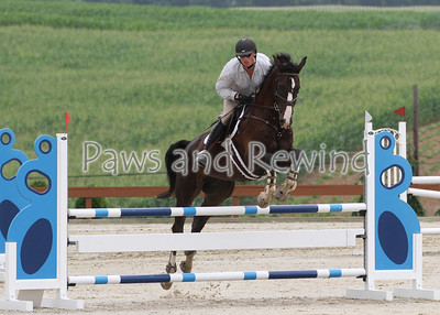 Grand Prix Ring: High Schooling and Child/Adult Jumper (Saturday)