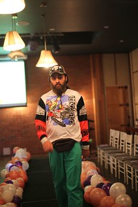 TIME,  charity fashion parade