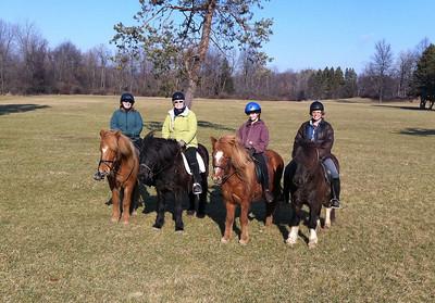 Mendon Ponds Ride - January 2012