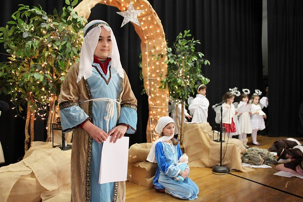 2016 Sunday School Christmas Pageant