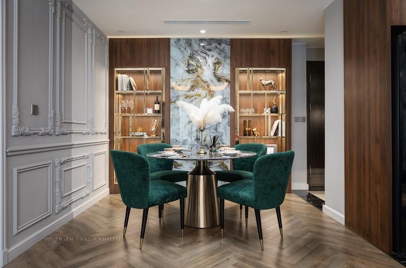 ISG Apartment Interior Design by KIM Furniture