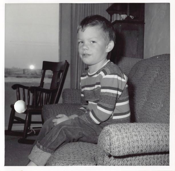 Jeff Dec 1962 scarlet fever