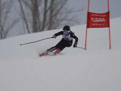 Mt. Ripley Race Jan 1,2 2011
