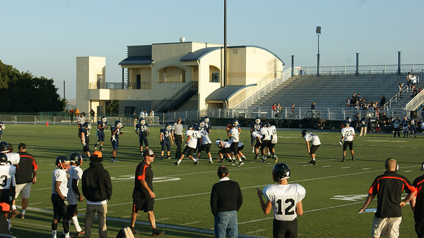 Vacaville at Valley Christian -JV