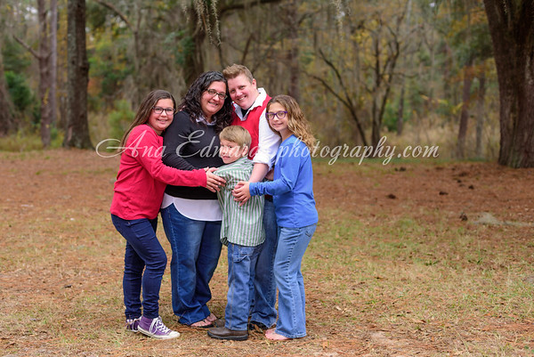 Lisa's family  |  Albany, Georgia