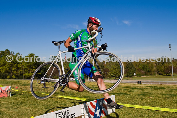 Men 4, Junior Open, Junior 10-14 :: Tinsley Park Cyclocross Festival (December 6, 2008)