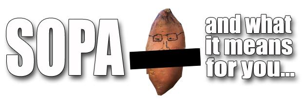 SOPA yam