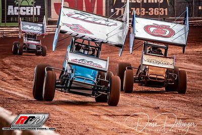 BAPS Motor Speedway - 4/7/19 - Dave Dellinger