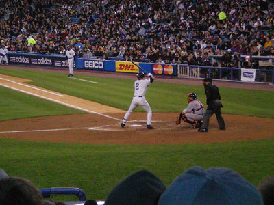 Yankee Stadium - April 29, 2008