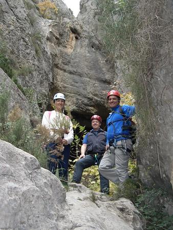 Canyoning 2005