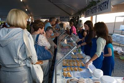 A Taste of Greece - HT Fall Festival - October 8, 2011