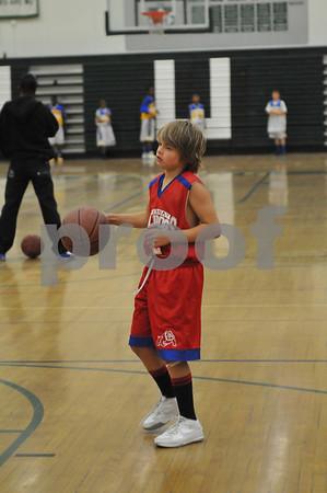 East Bay Bulldogs 6th Grade vs Vallejo Hustlers @ 2012 Reno - 26 May 2012