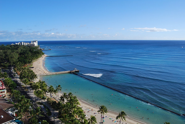 Waikiki, Oahu, Hawaii 2010