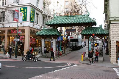 Intersession S.F. Chinatown Trip