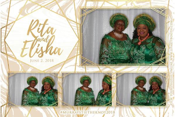 Rita & Elisha