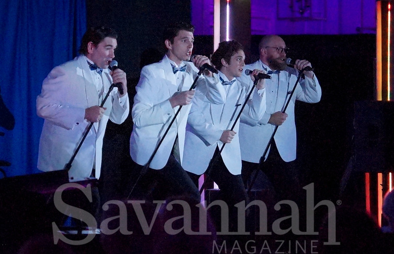 Savannah Voice Festival: Forever Plaid Musical