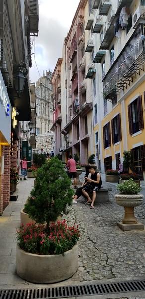 Hong Kong / Macau, July 2019