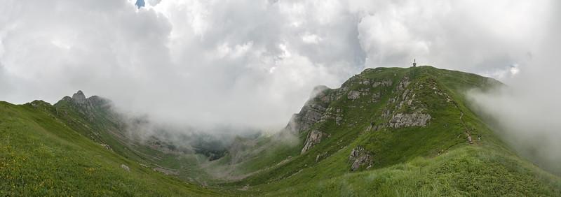 Monte La Nuda - Fivizzano, Massa-Carrara, Italy - July 9, 2016