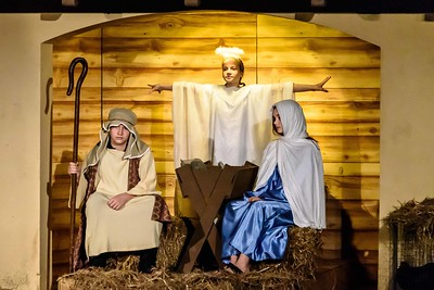 Living Nativity 12-15-2018