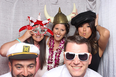 Micah and Zachary's Wedding Photo Booth
