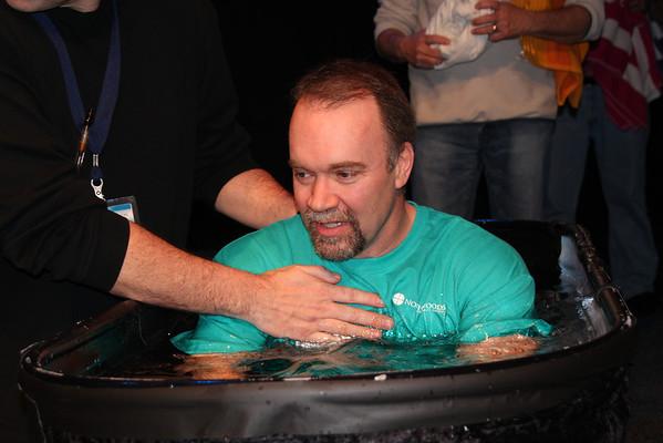Baptism - 01/28/20112 - 6pm Peoria