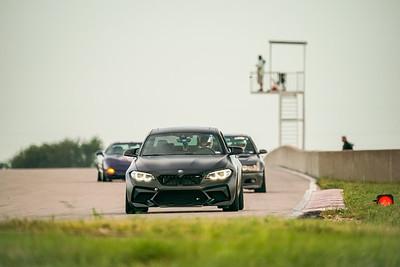 45 Black BMW M2