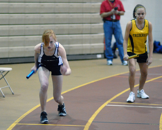 Frederick County Indoor Track Championships