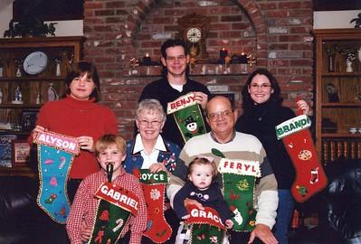 12-24-2003 Lowe's Christmas Eve