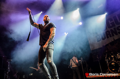August Burns Red @ Tons Of  Rock Festival 2016.