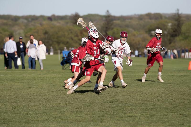Boys' JV Lacrosse v Loomis