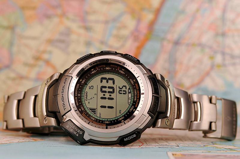 Часы Casio ProTrek PRX-8000T-7B купить Официальная