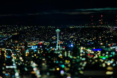 Seattle Summer
