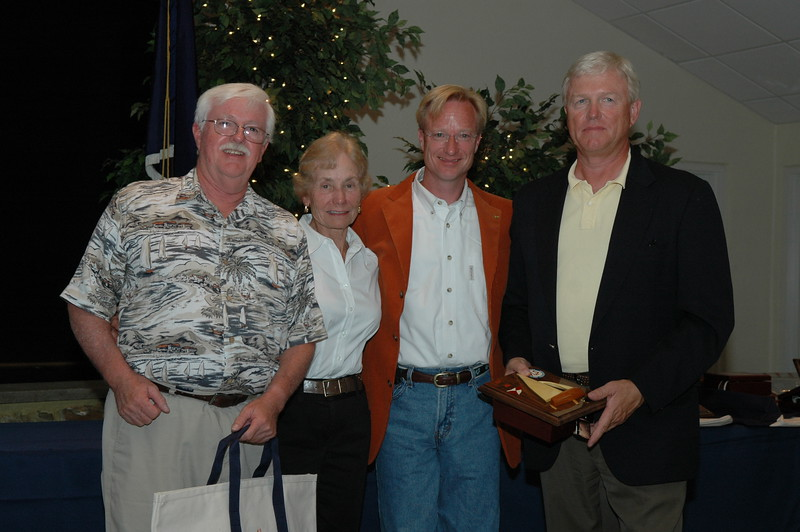 Championship Division 4th place awarded the Ratsey & Lapthorn Trophy 4/341 Ronald Pletsch/Dan Pletsch