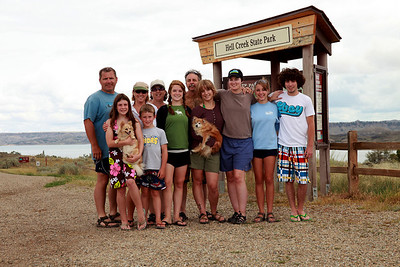 Fort Peck 2009 Hell Creek