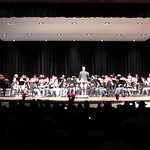Cypress Grove Beginner Band Christmas Concert @ CSHS 12/13/2012