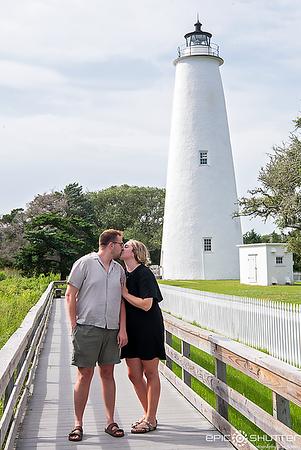 Emmalee and Tyler, Ocracoke Island Proposal