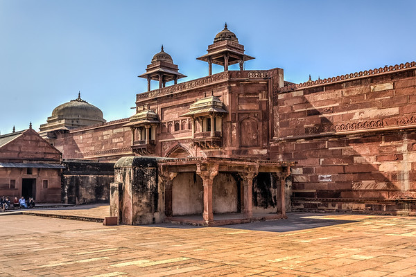 Ranthambore - Fatehpur Sikkri - Agra - Dag 12