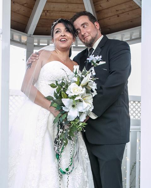 A Wedding in a Galaxy Far Far Away Pt II
