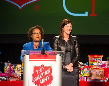 10.30.2014 - Salvation Army Award