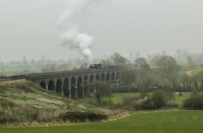 20140403 7820 Dinmore Manor - GWSR