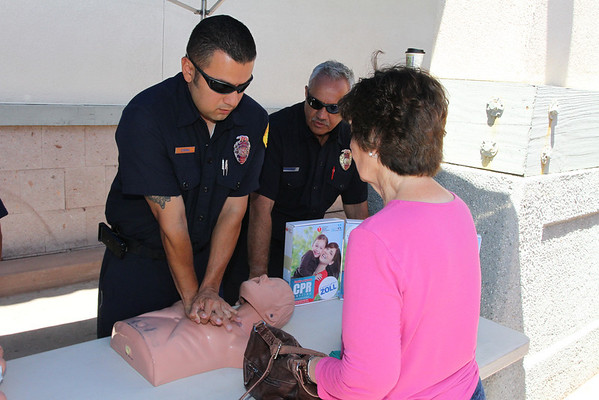 lacofd SIDEWALK CPR  June 8 2012