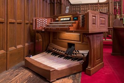 Patrick Murphy & Associates, Organbuilders