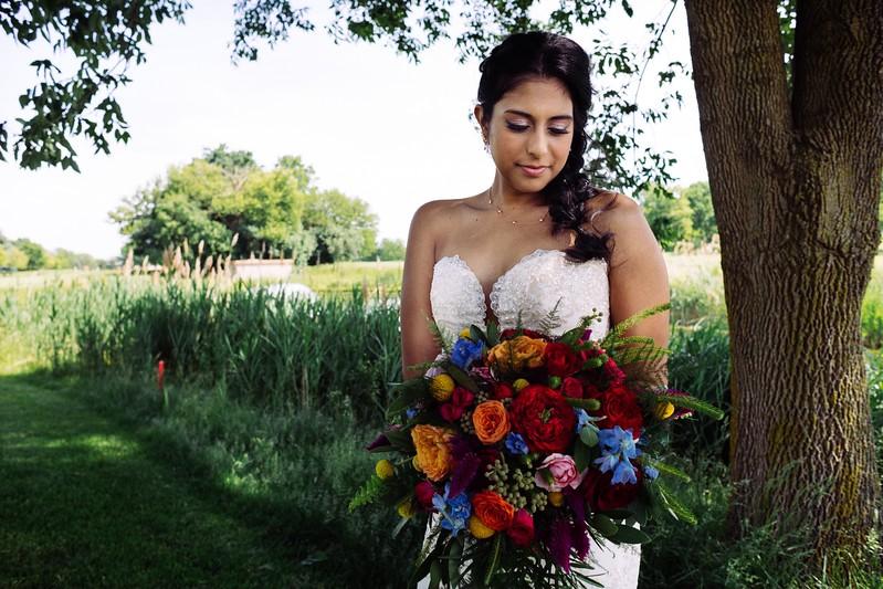 LeCapeWeddings Chicago Photographer - Renu and Ryan - Hilton Oakbrook Hills Indian Wedding -  253.jpg
