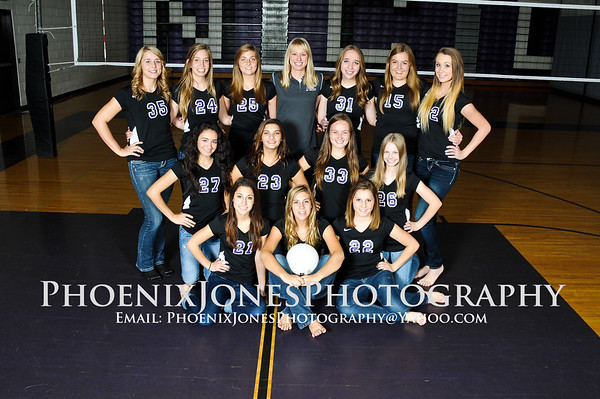Fall 2013 - NCS Team Pictures