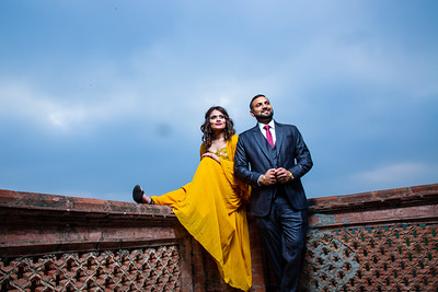 Ajay & Jasbeen