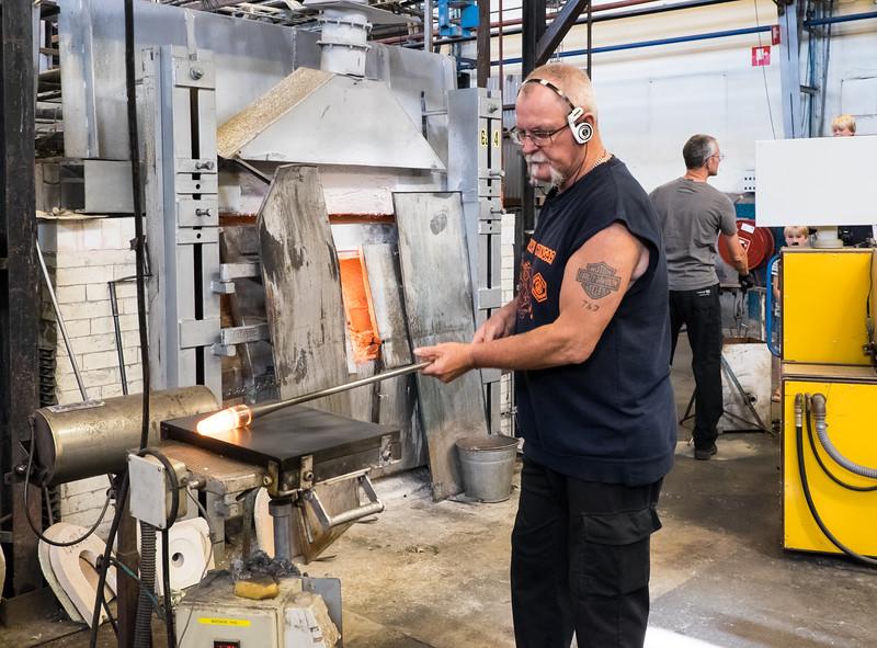 Kosta Boda Glassworks