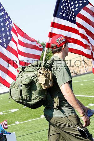 2011 Houston Run for the Fallen - Run